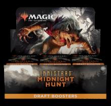Magic the Gathering Innistrad Midnight Hunt MID Draft Booster Box