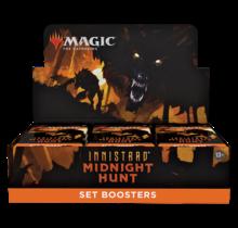 Magic the Gathering Innistrad Midnight Hunt MID Set Booster Box