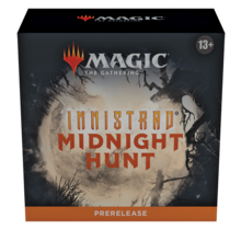 Magic the Gathering Event Ticket Sunday Sep 19 1 pm Innistrad Midnight Hunt Pre-Release