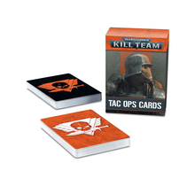 Kill Team 3E Tac Ops Cards