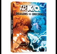 Tic Tac KO Dragons vs Unicorns