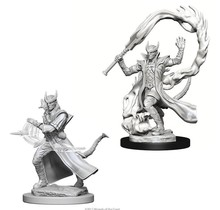 Dungeons and Dragons Nolzur's Marvelous Minis Tiefling Male Sorcerer