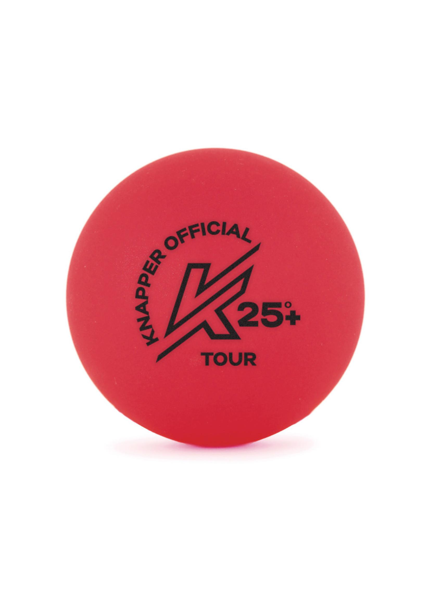 Knapper KNAPPER AK TOUR RED BALL by D-Gel