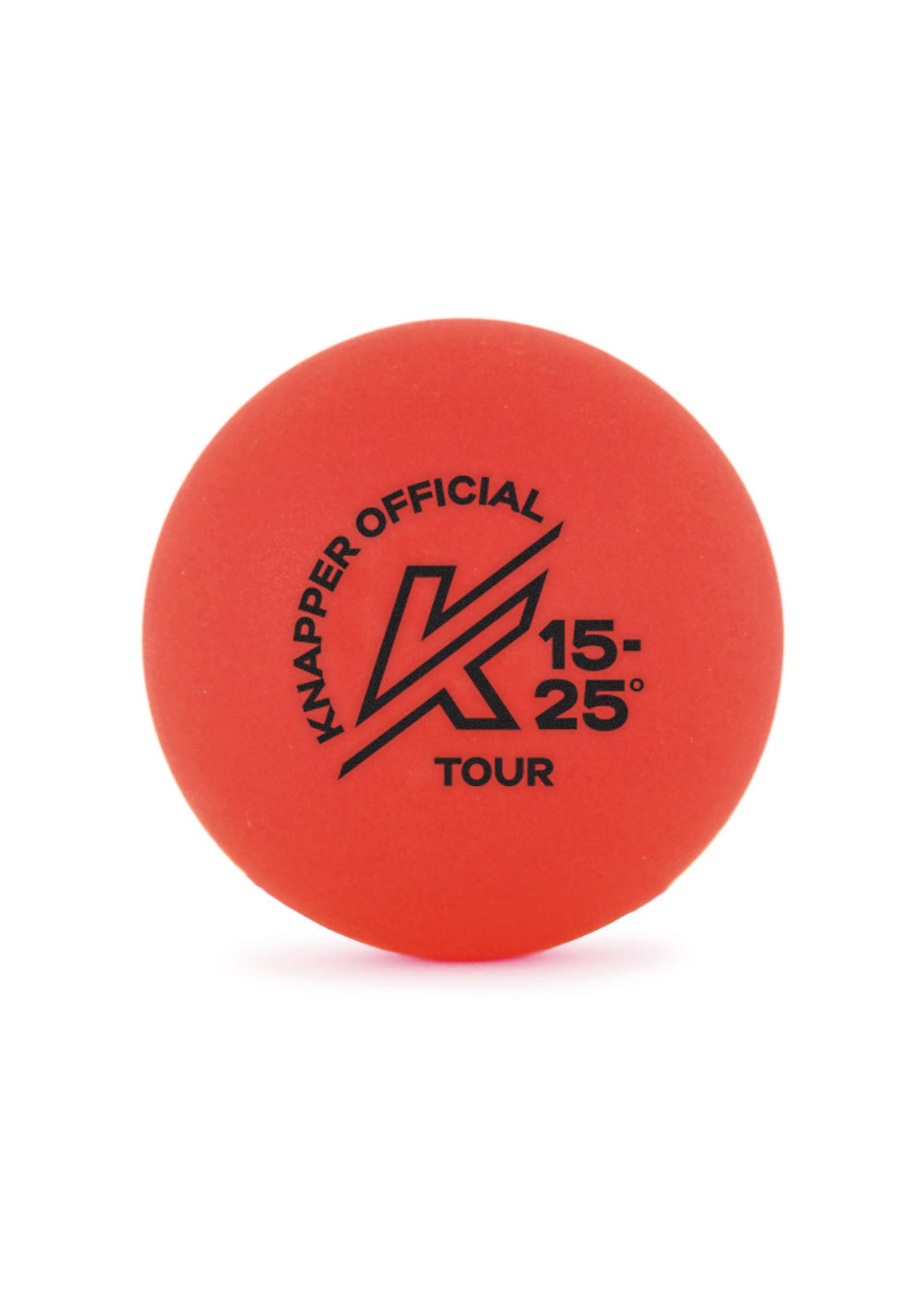 Knapper KNAPPER AK TOUR ORANGE BALL by D-Gel