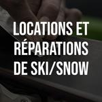 Locations de Ski/Snow
