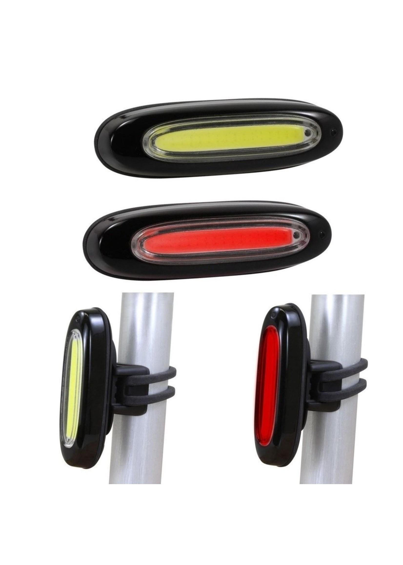 SERFAS QUASAR CP R6 USB LIGHT SET