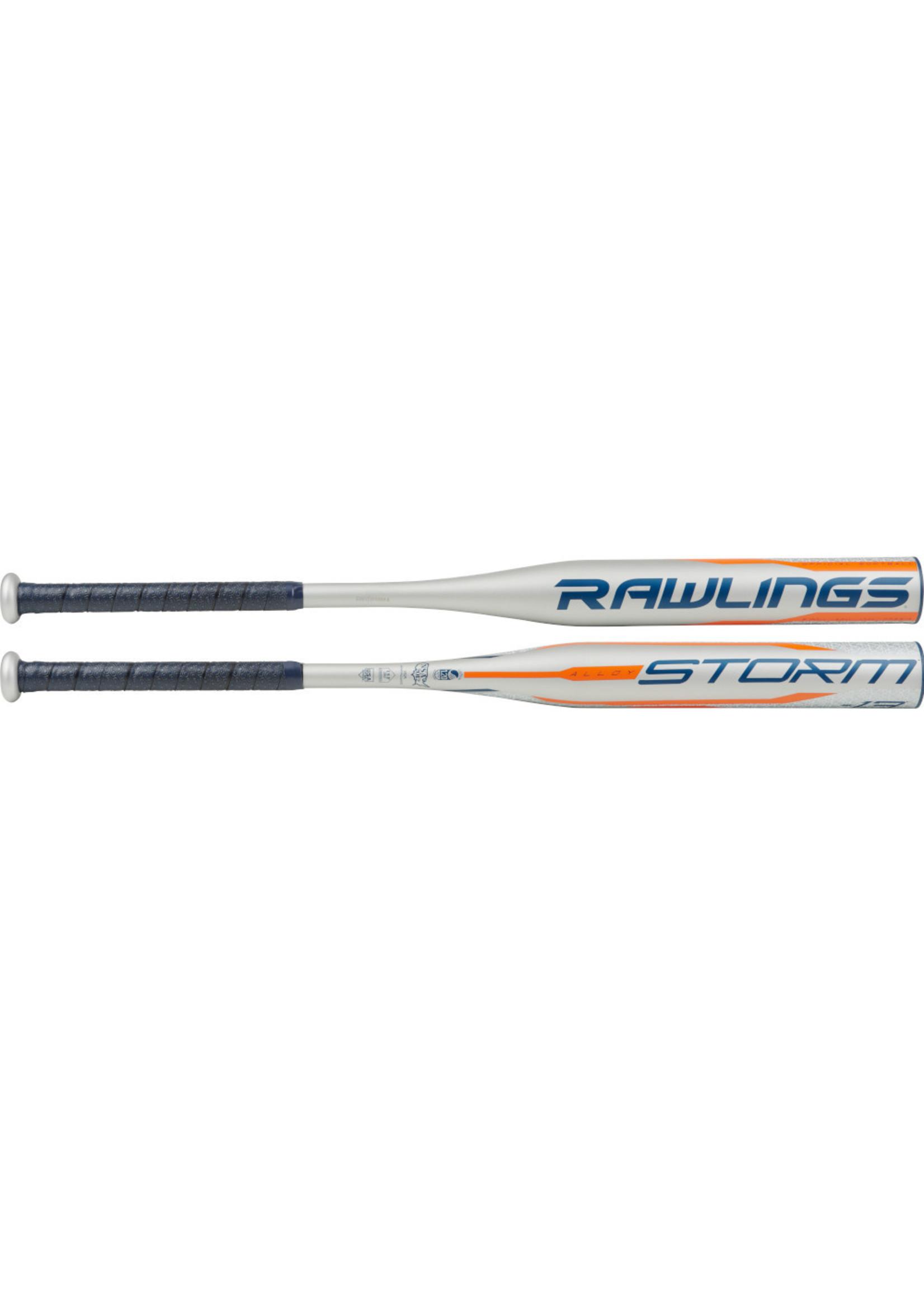 Rawlings RAWLINGS STORM ALLOY 2 1/4'' (-13) FASTPITCH BAT