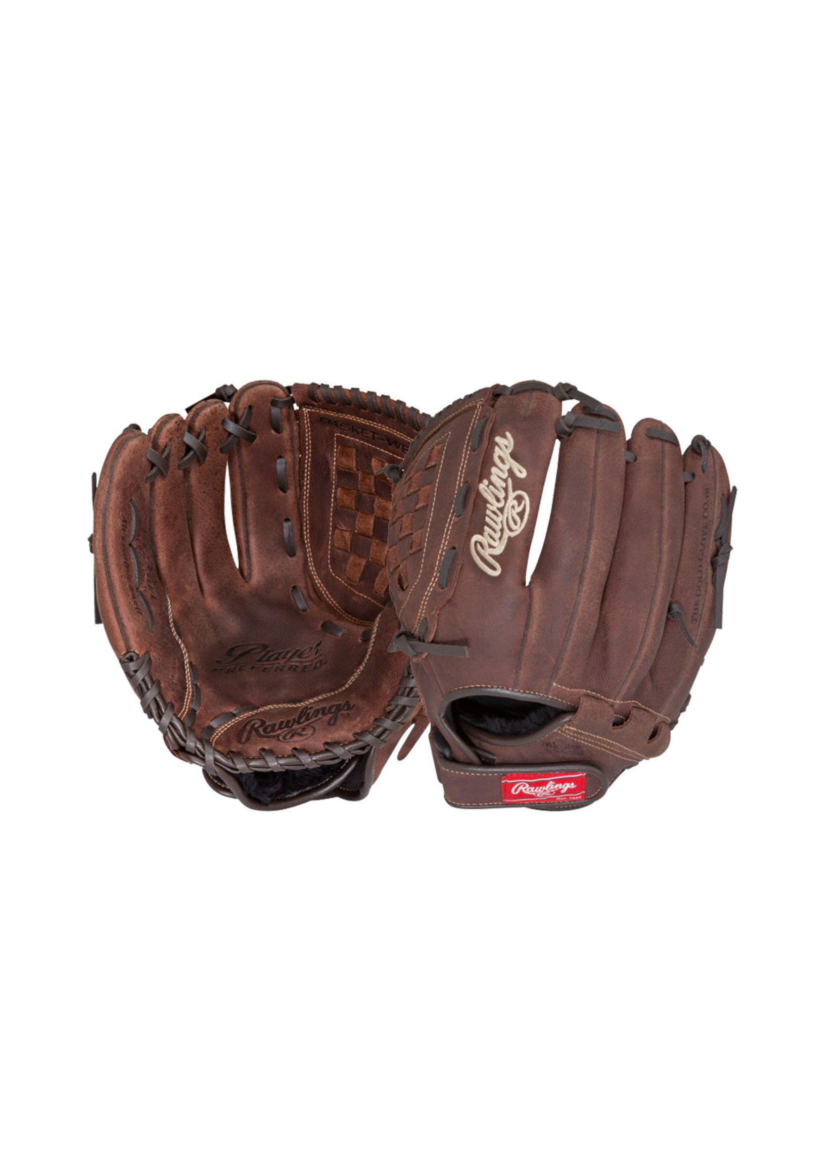 Rawlings RAWLINGS PLAYER PREFERED SERIES 12.50'' LHP SLOWPITCH GLOVE
