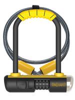 ONGUARD COMBO DT 8012C U-LOCK 10MM X 120 CM LOCK