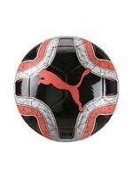 Puma SOCCER BALL PUMA FINAL 6 MS TRAINER BLACK-RED-SILVER