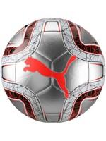 Puma BALLON DE SOCCER PUMA FINAL 6 MS TRAINER ARGENT-GRIS-ROUGE