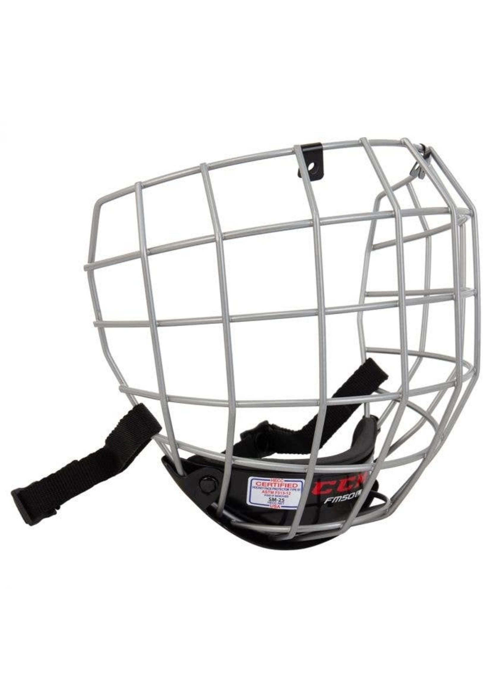 CCM Hockey CCM FM50 HF FACEMASK