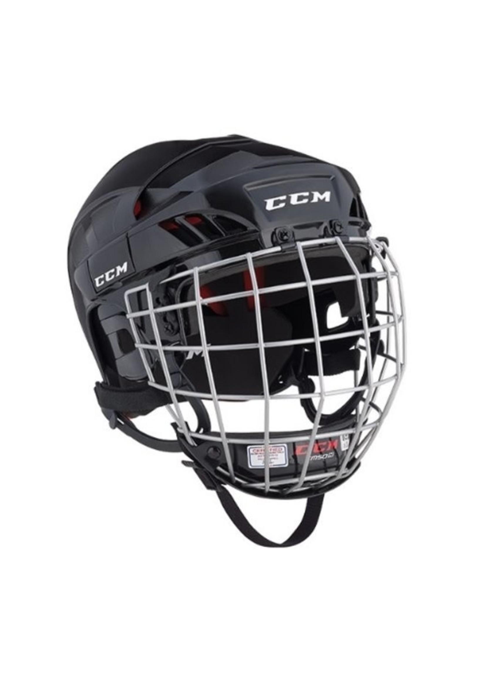 CCM Hockey CCM HT50 COMBO HELMET