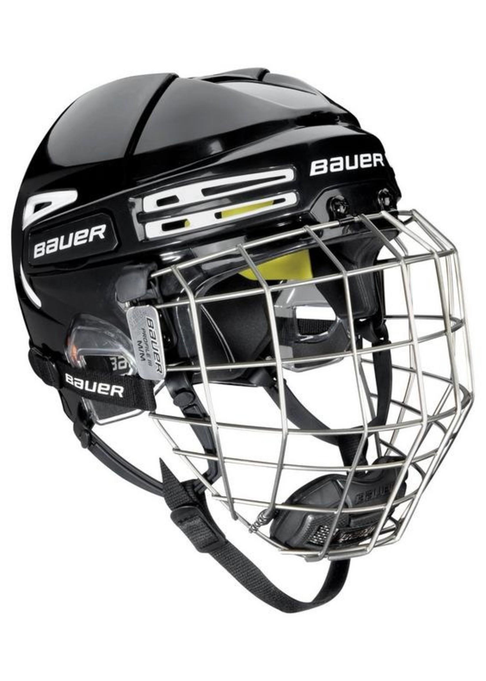 Bauer Hockey BAUER RE-AKT 75 COMBO CASQUE