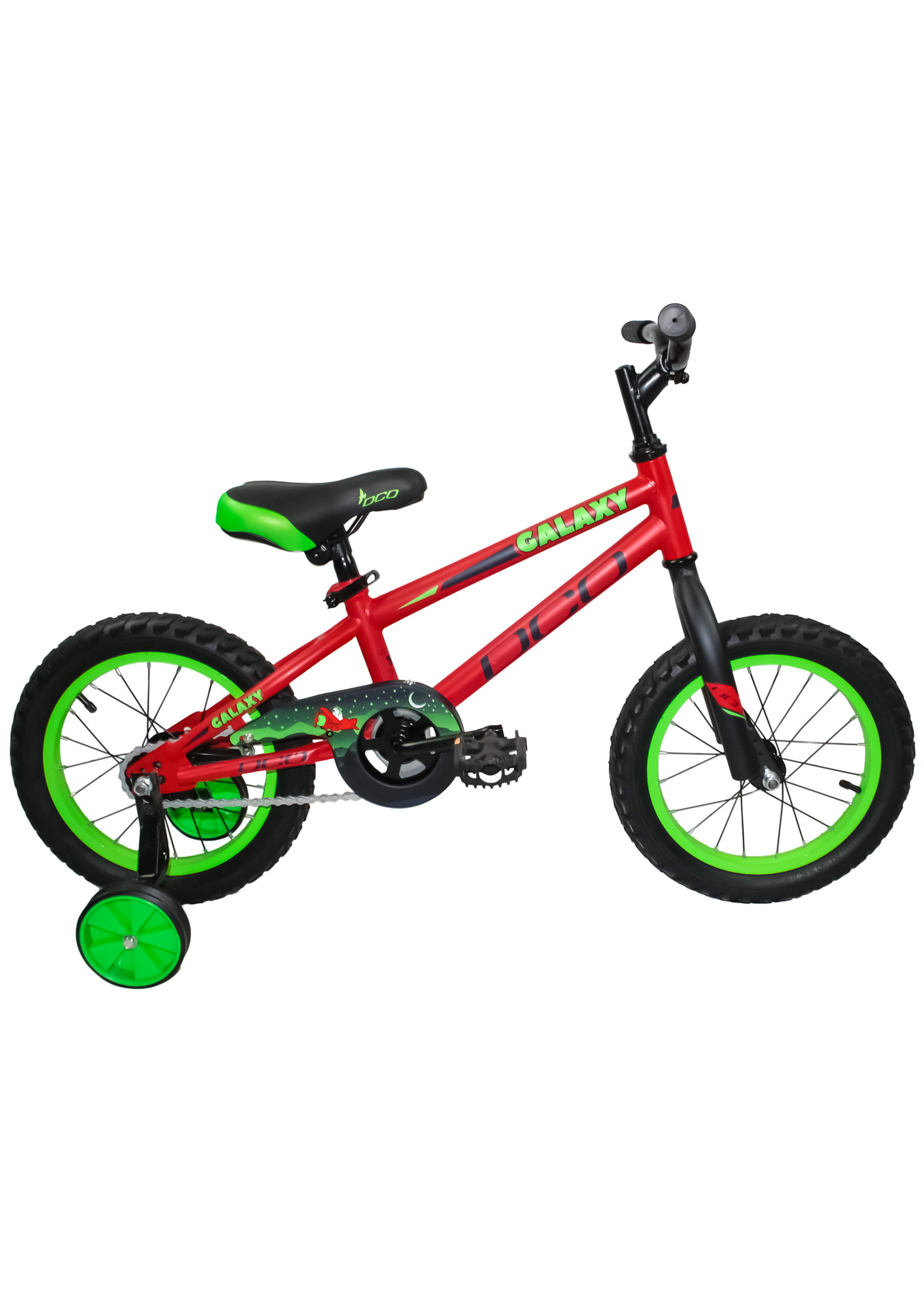 DCO GALAXY 14'' RED-GREEN
