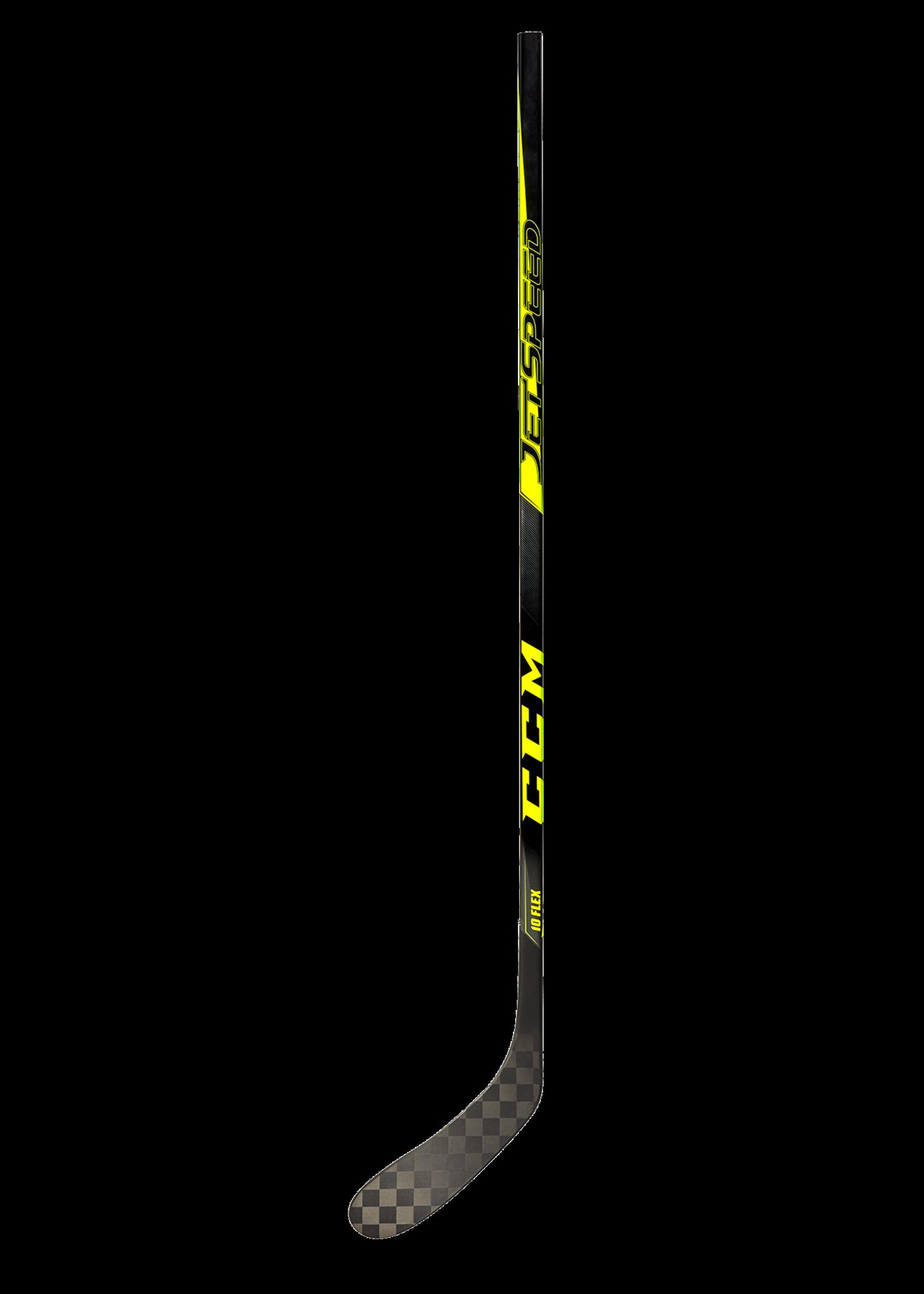 CCM Hockey CCM JETSPEED 10 FLEX YTH STICK