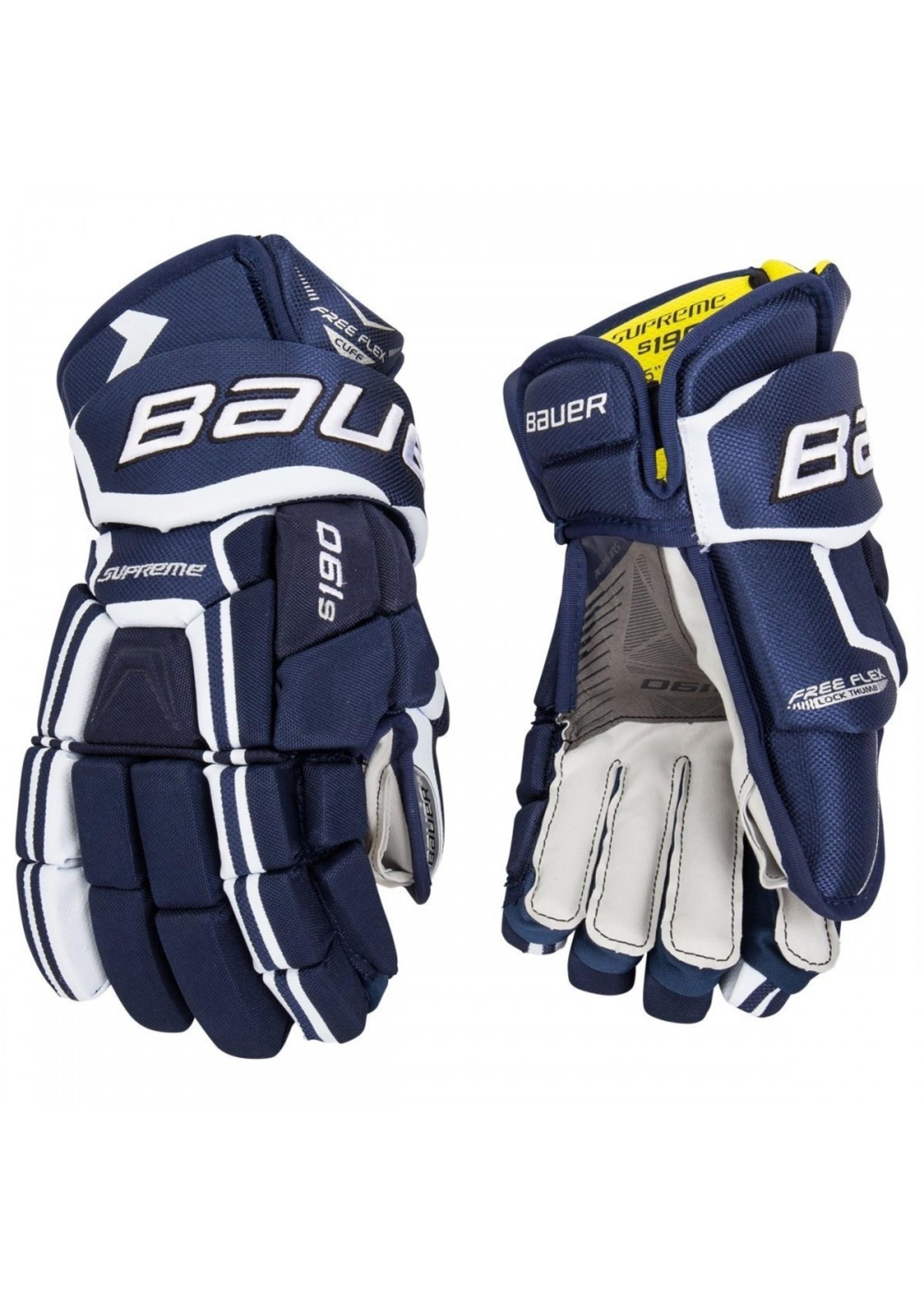 Bauer Hockey BAUER S17 SUPREME S190 GLOVES