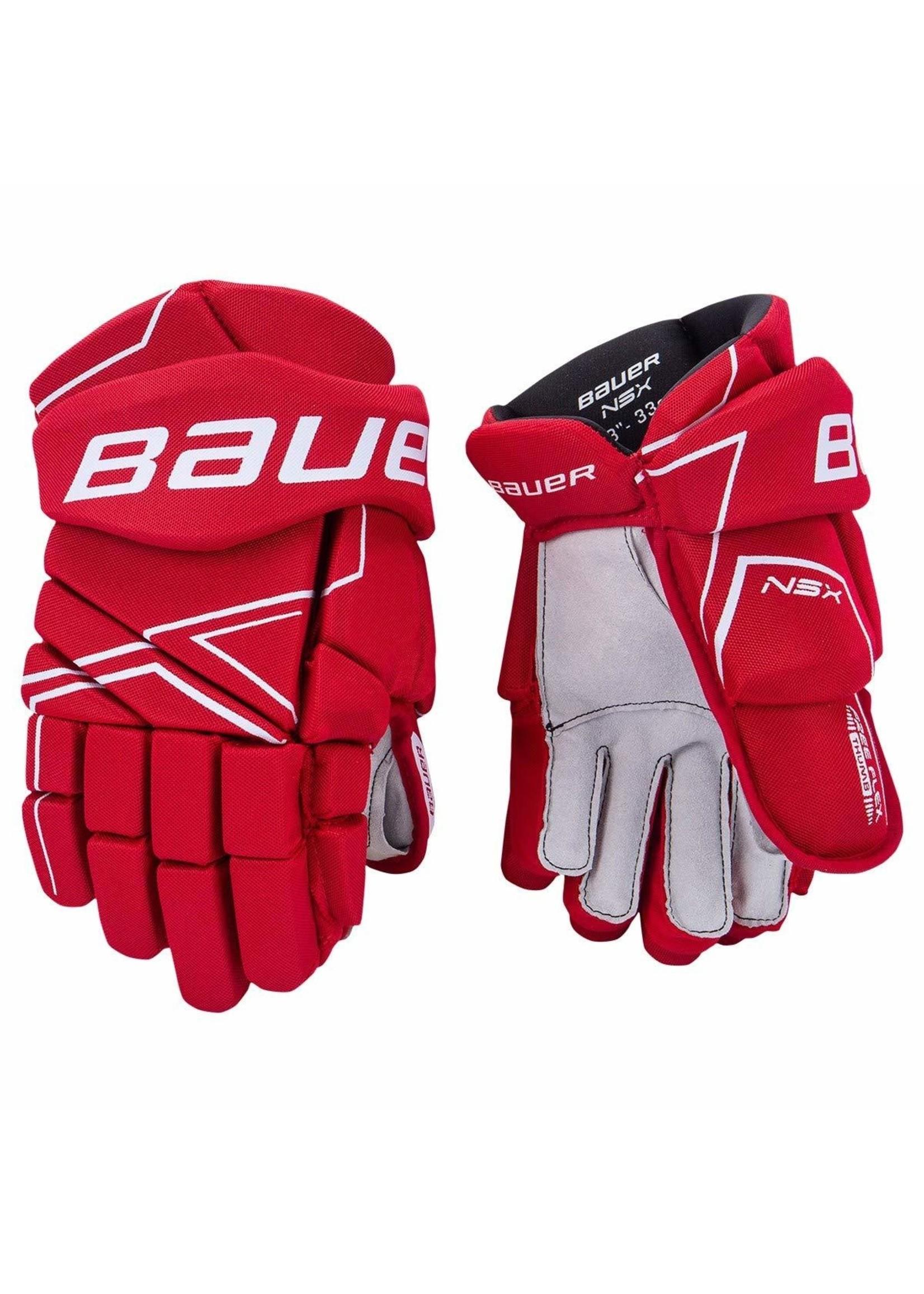Bauer Hockey BAUER S18 NSX JR GLOVES