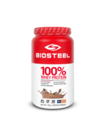 BIO STEEL BIOSTEEL CHOCOLAT 750G 100% PROTÉINE WHEY