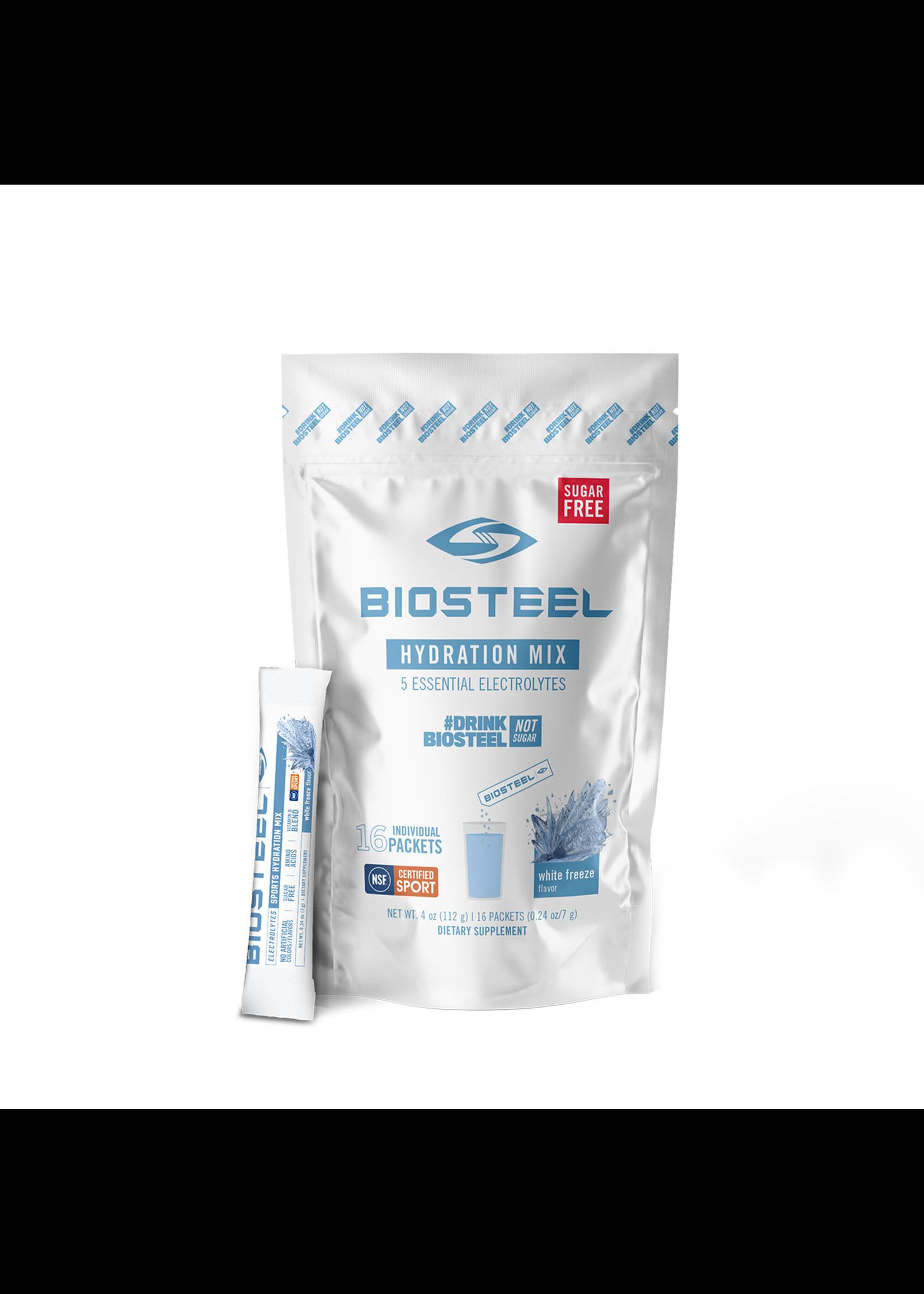 BIOSTEEL 16 TUBES HYDRATION MIX