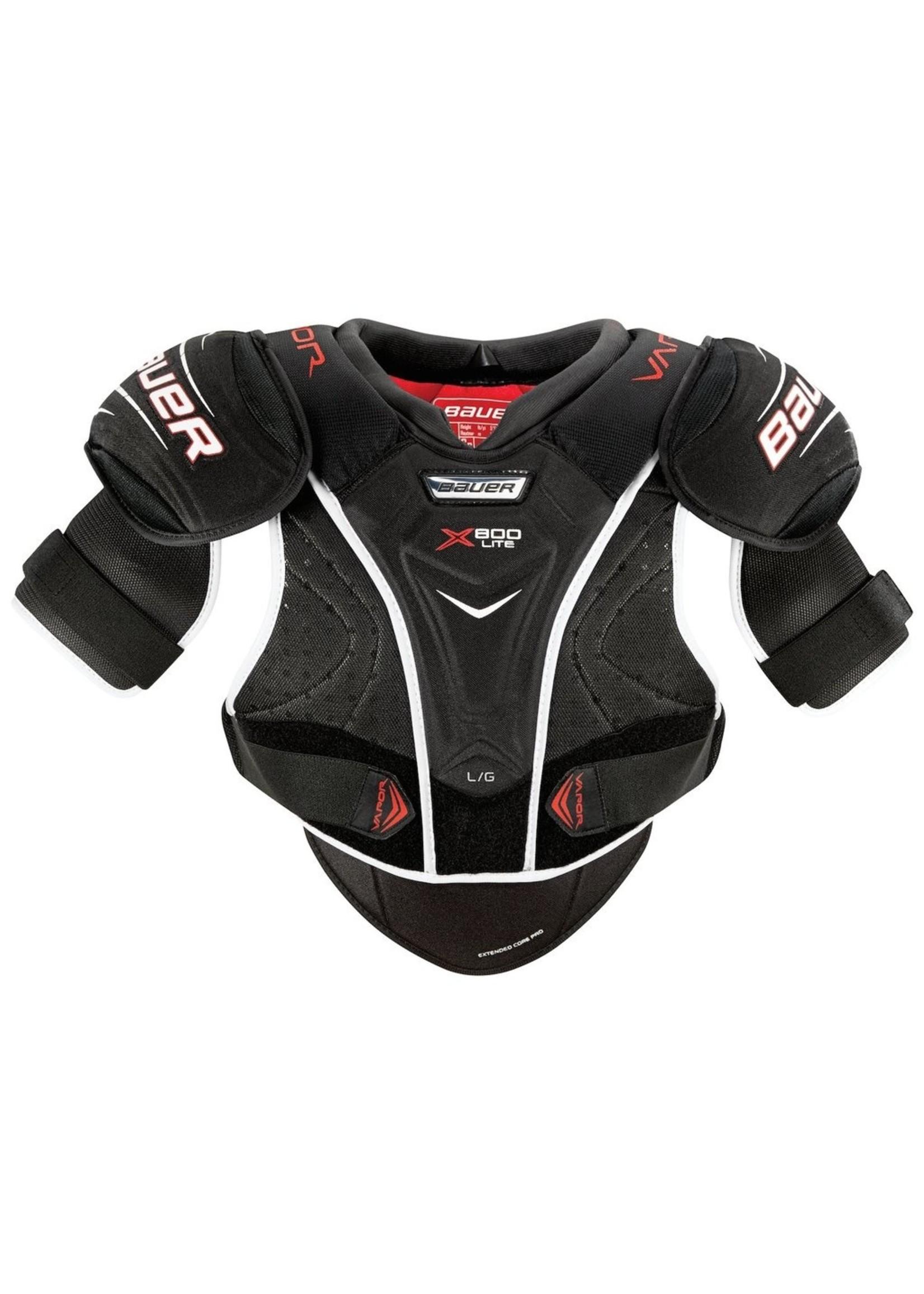 Bauer Hockey BAUER S18 VAPOR X800 LITE JR SHOULDER PADS