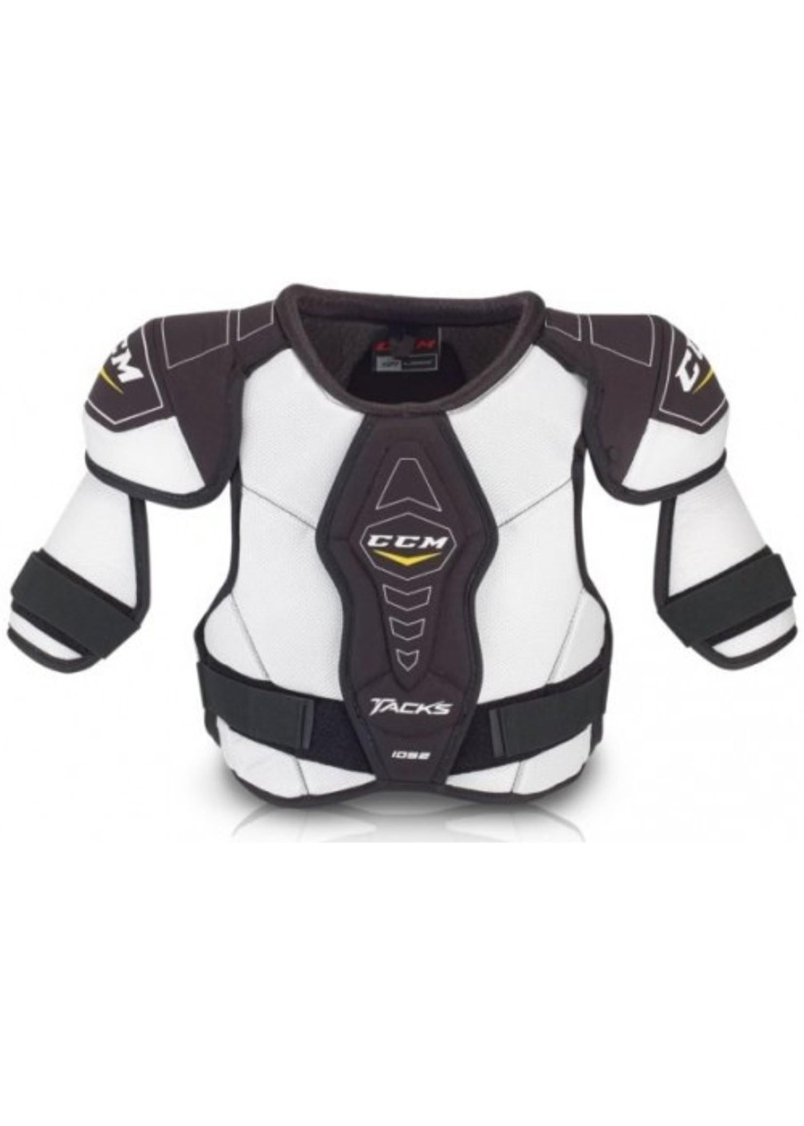 CCM Hockey CCM TACKS 1052 JR SHOULDER PADS