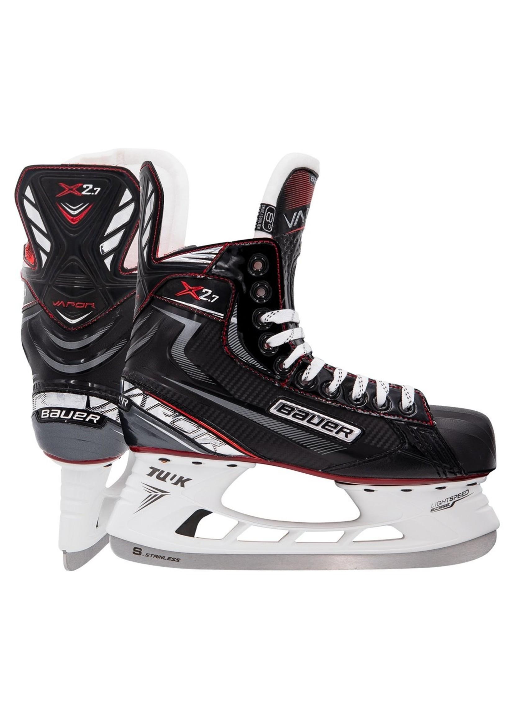Bauer Hockey BAUER BTH19 VAPOR X2.7 JR PATINS