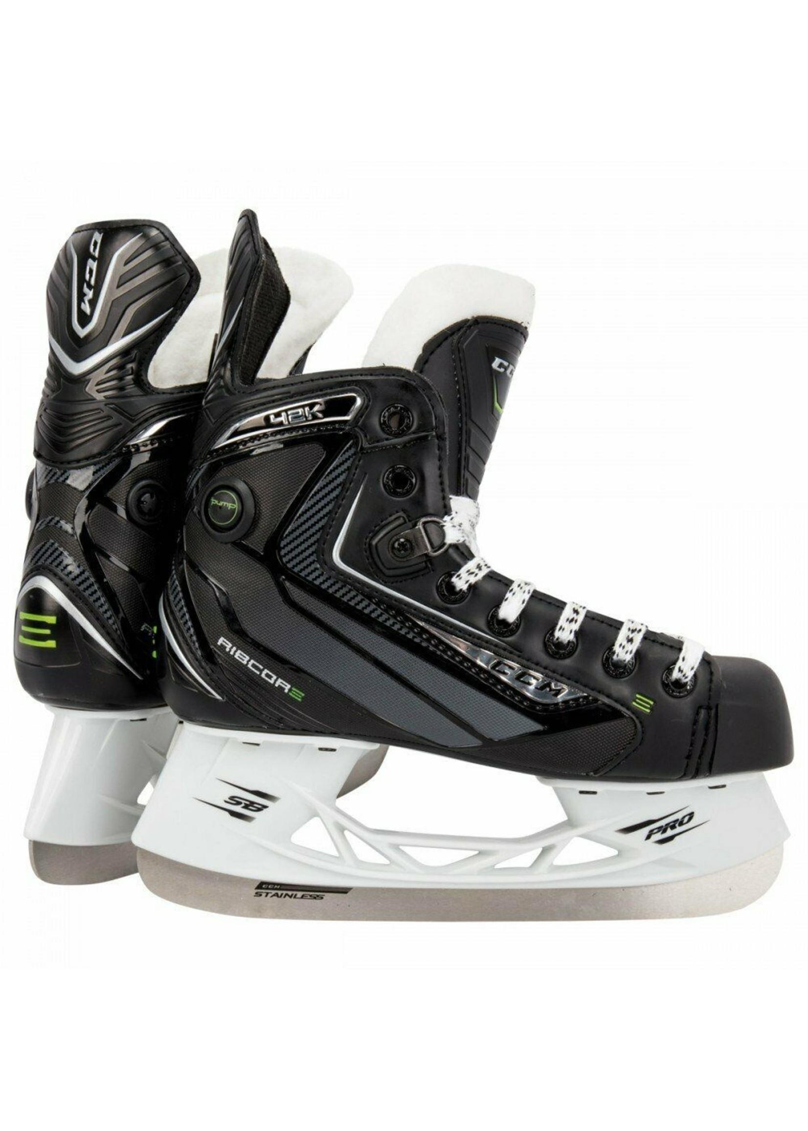 CCM Hockey CCM RIBCOR 42K PUMP ICE JR SKATES