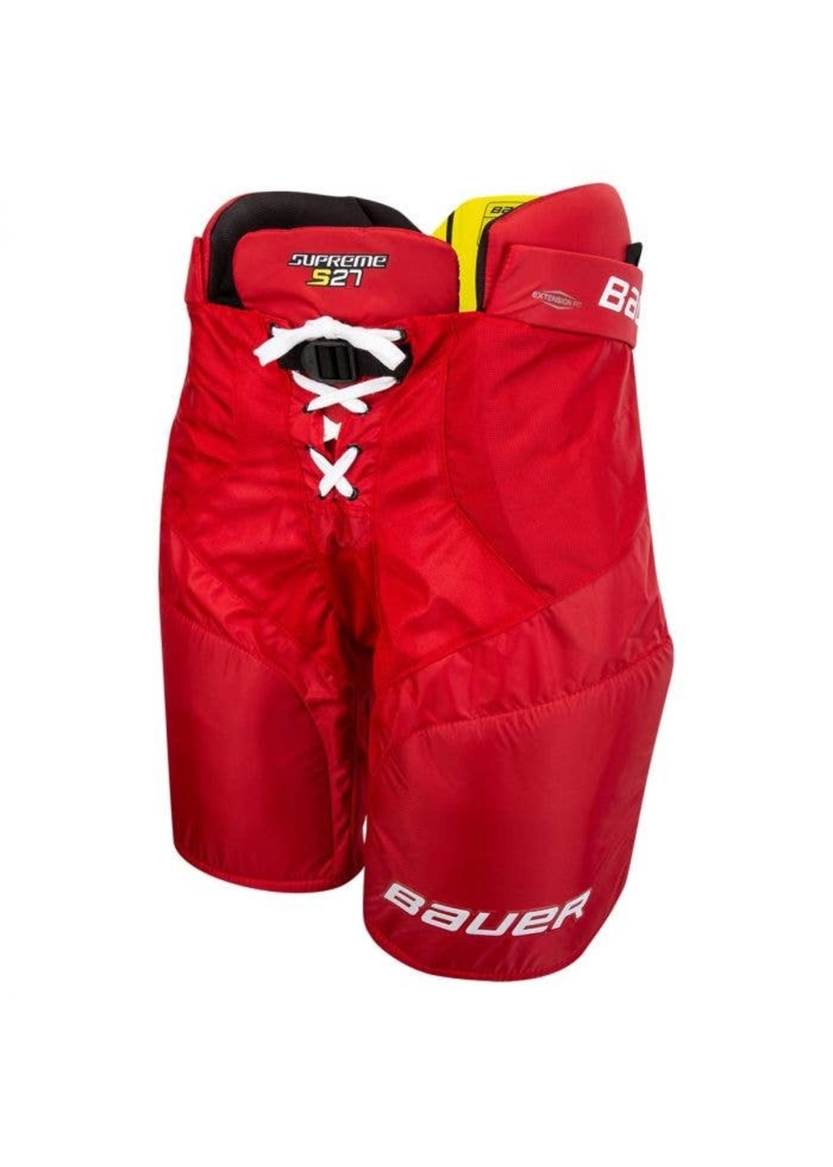Bauer Hockey BAUER S19 SUPREME S27 JR PANTALONS