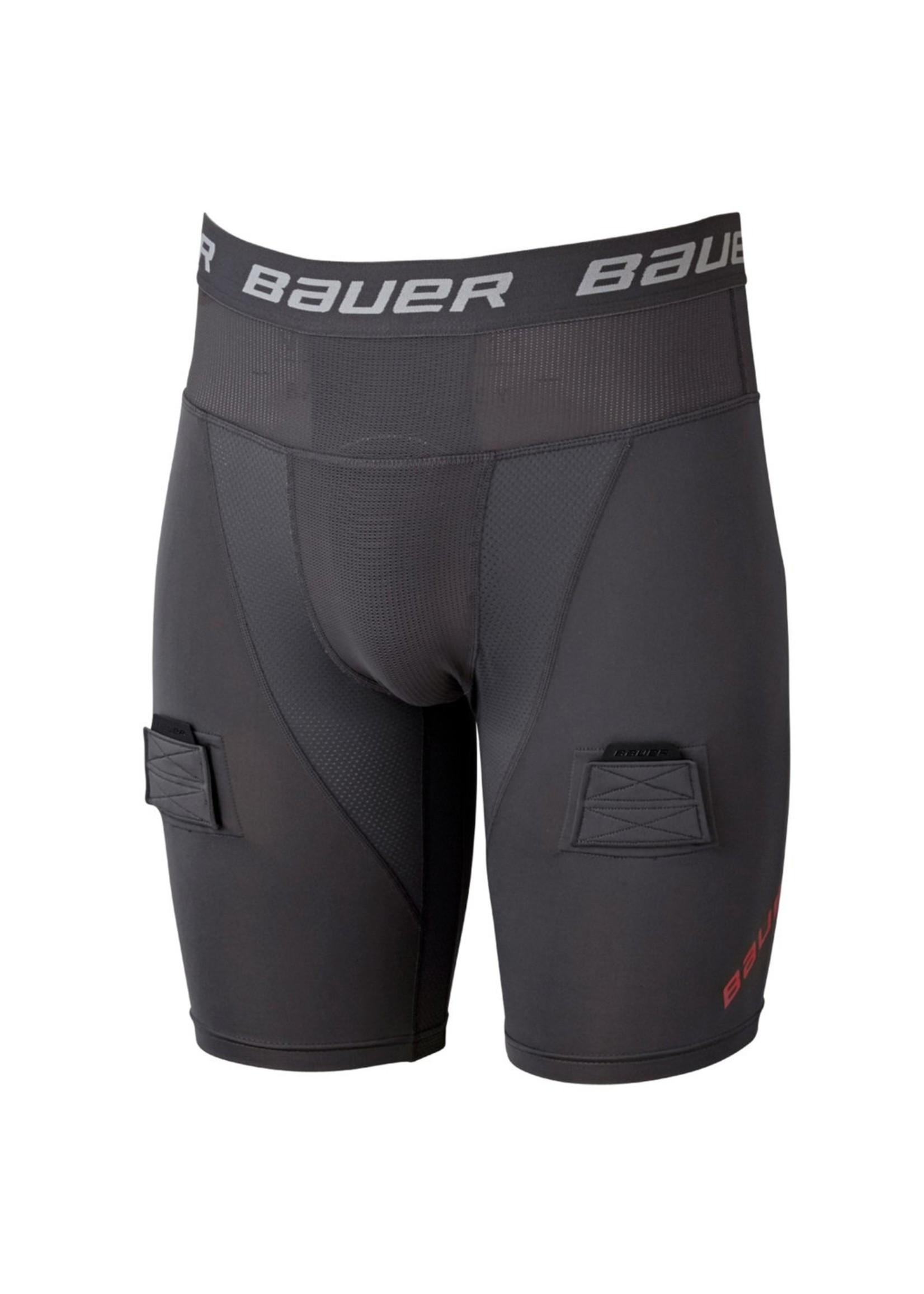 Bauer Hockey BAUER S19 PRO LOCK SR JOCK STRAP