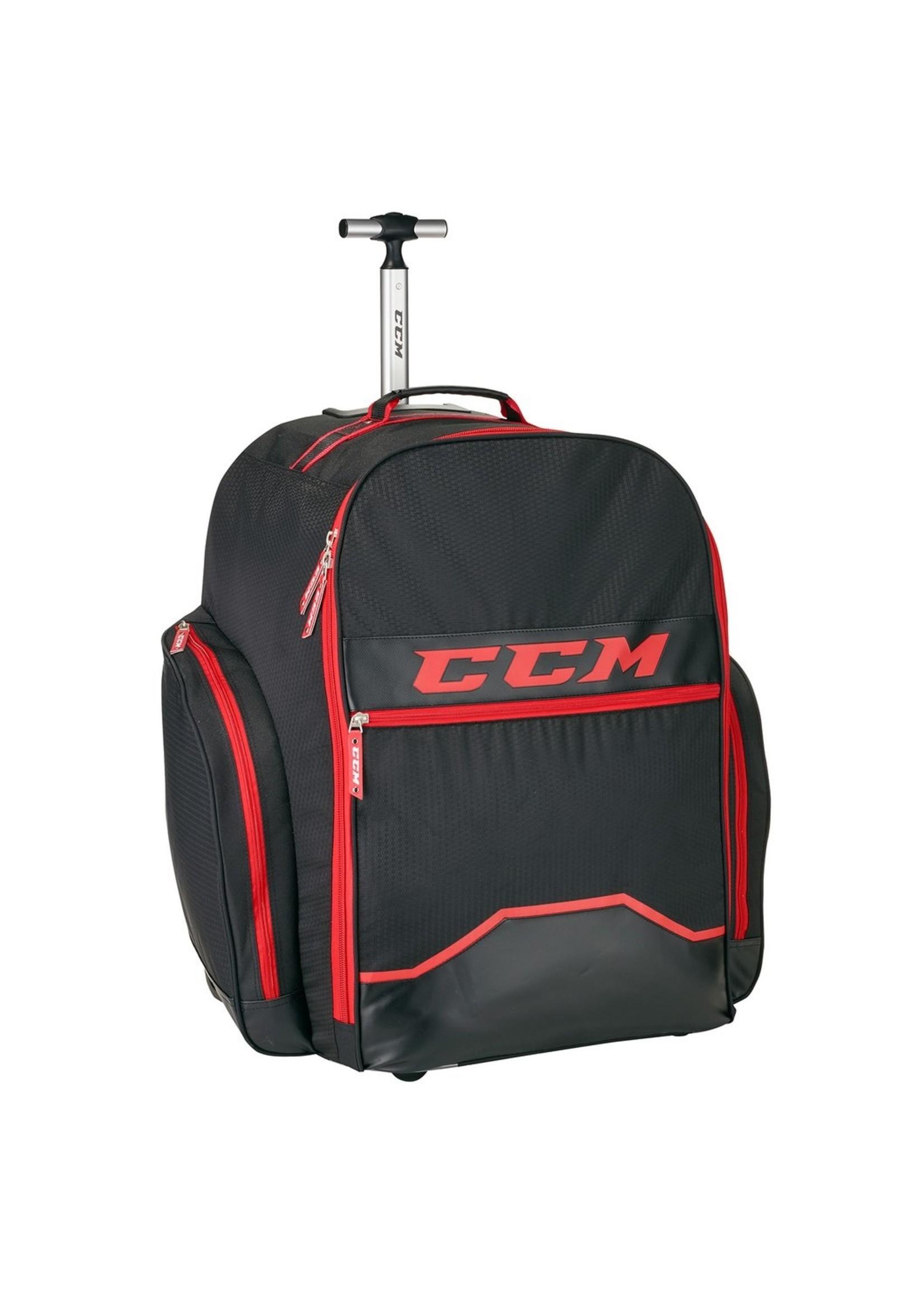 CCM Hockey CCM EBP390 WHEELED HOCKEY BAG