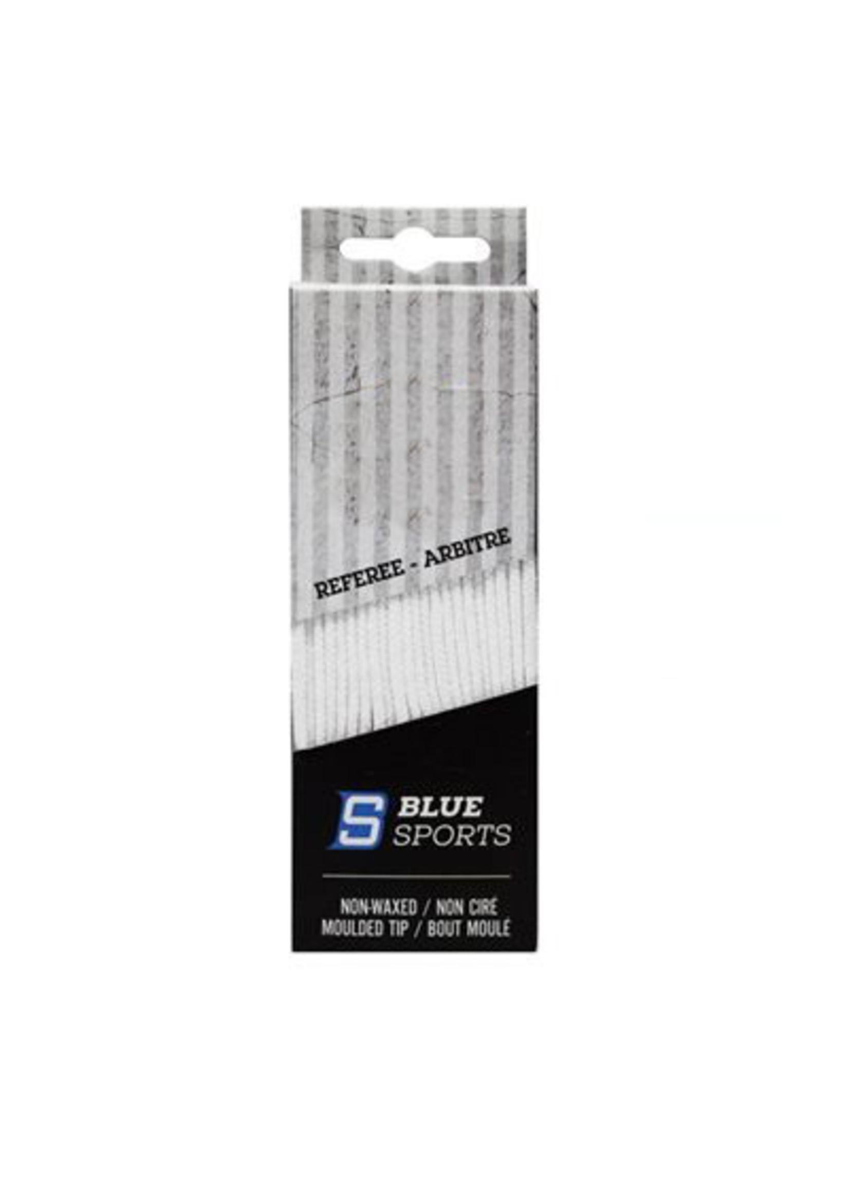 BLUE SPORTS ARBITRE LACETS