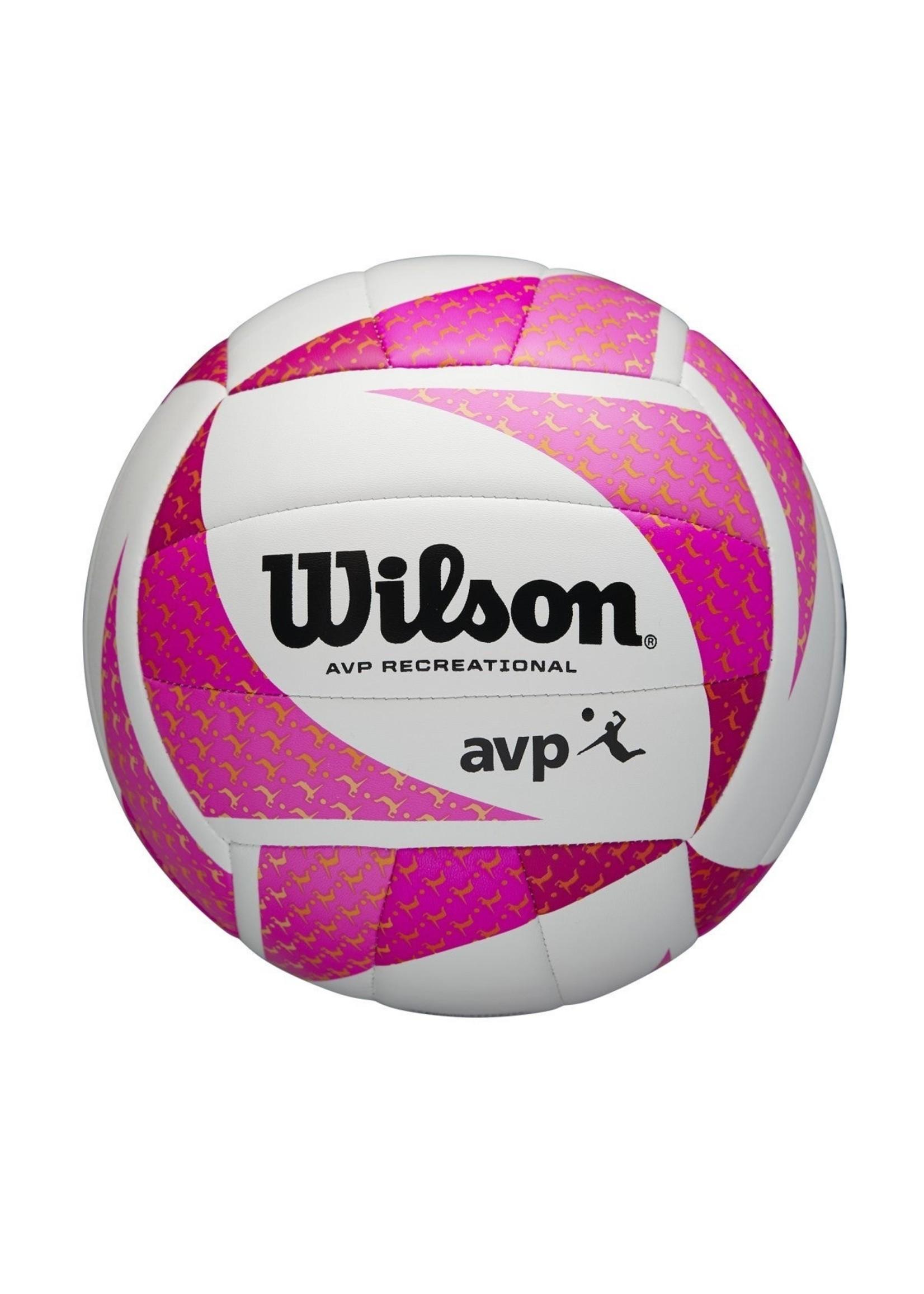 WILSON WILSON BALLON VOLLEYBALL AVP STYLE VB PINK