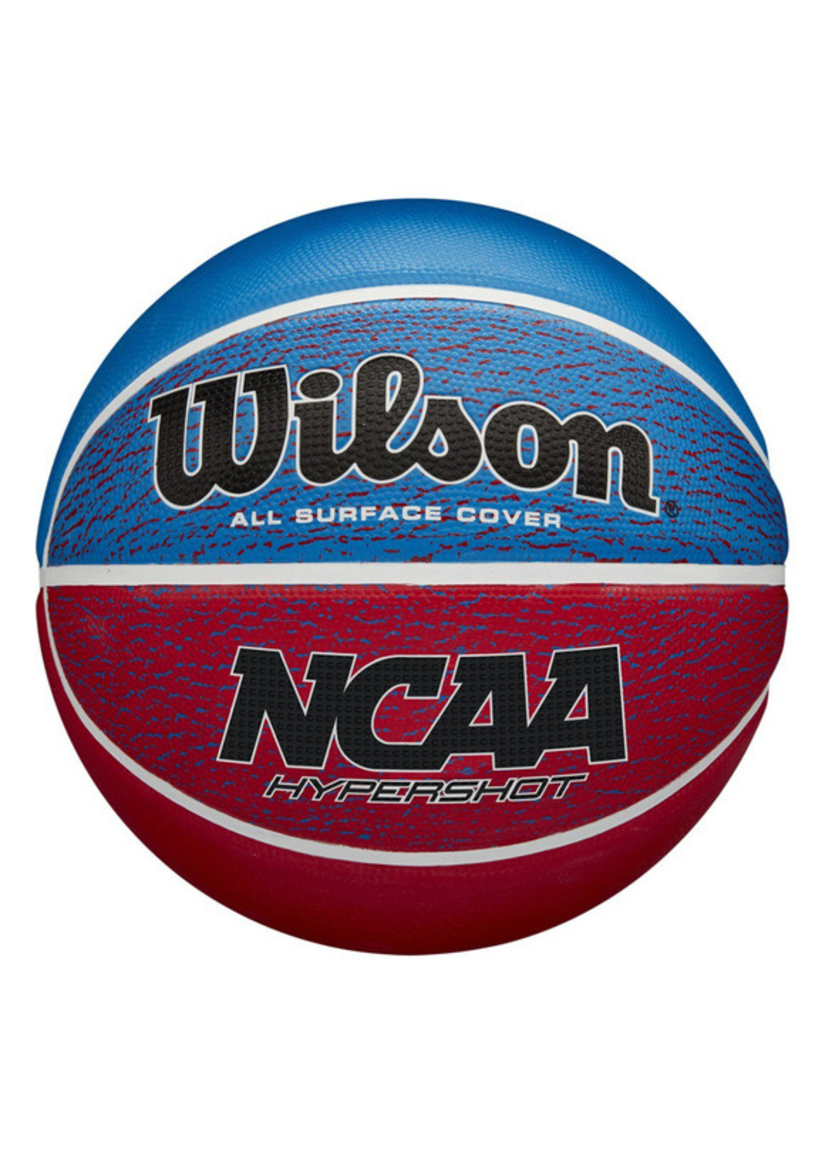 "WILSON WILSON BALLON NCAA HYPERSHOT II BSKT RWB 29.5"""