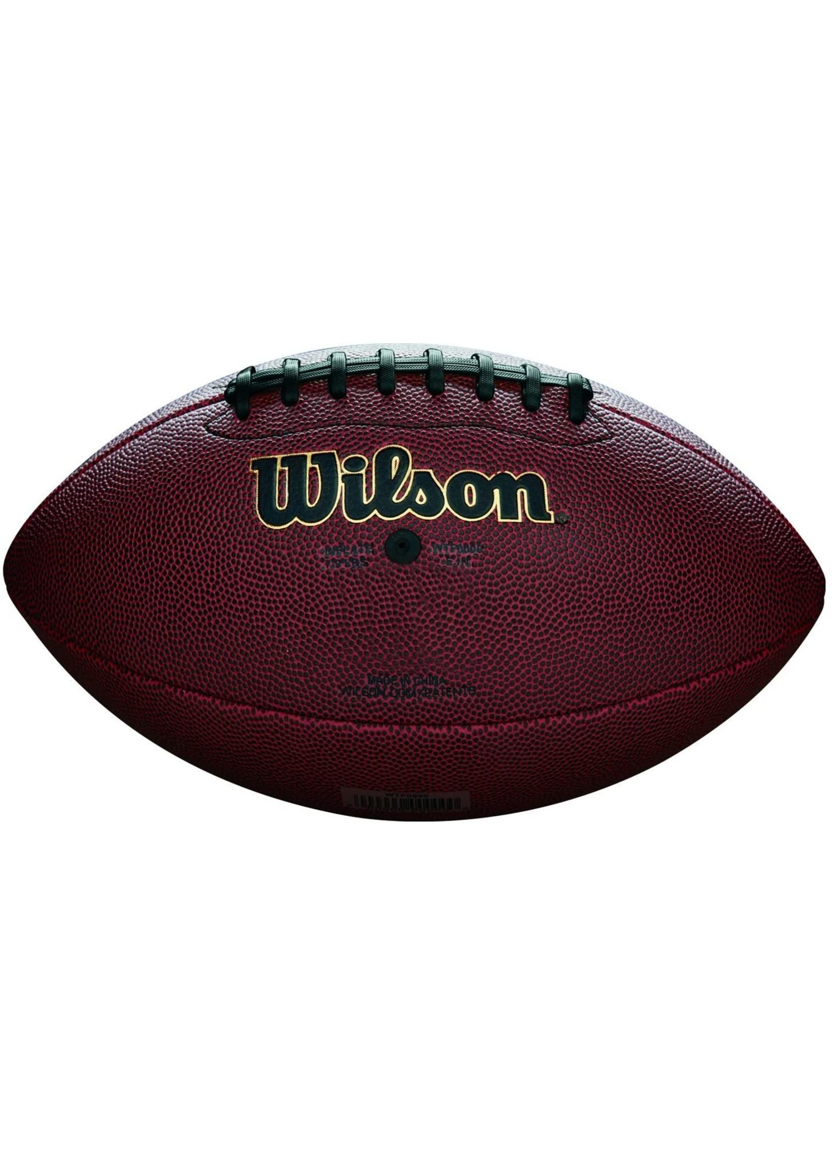 WILSON WILSON FOOTBALL THE ICON JR SIZE