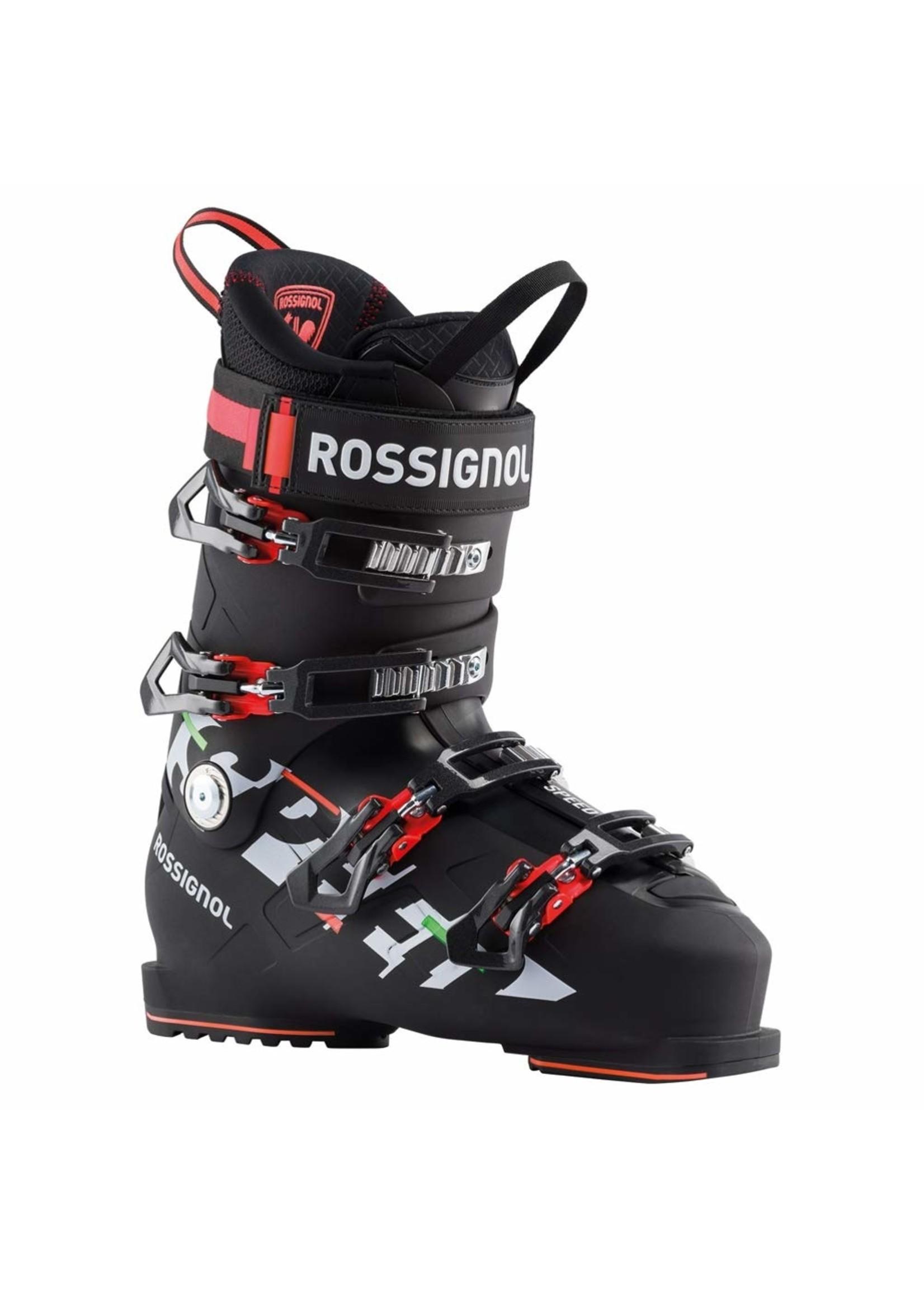 Rossignol ROSSIGNOL BOTTES DE SKI SPEED 120 NOIR ET ROUGE