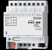 KNX analogue input, 4-gang-2214 REG A-01