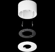 Surface mounting set-PMM-AP-SET-WW