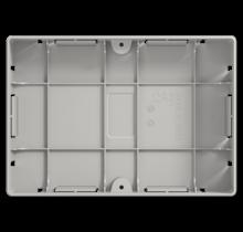 Flush-mounted recessed box-SC 7 EBG