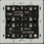 JUNG KNX universal push-button module, 1-gang-4191 TSM-01