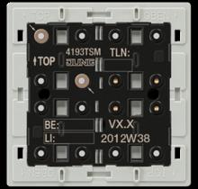 KNX universal push-button module, 3-gang-4193 TSM-01