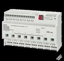 KNX switch/dim actuator 8 x AC 230V, 16A