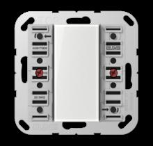 KNX universal push-button module, 1-gang-A 5092 TSM-01