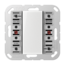 JUNG KNX universal push-button module, 1-gang-A 5092 TSM-01