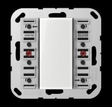 KNX universal push-button module, 2-gang-A 5092 TSM-01