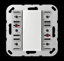 KNX universal push-button module, 3-gang-A 5093 TSM-01