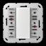 JUNG KNX universal push-button module, 3-gang-A 5093 TSM-01