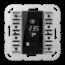 JUNG KNX room controller display compact module 2-gang-A 5192 KRM TS D-01