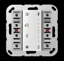 Room controller extension module 2-gang-A 5178 TSEM-01