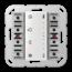 JUNG Room controller extension module 2-gang-A 5178 TSEM-01